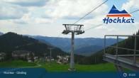 Archived image Webcam Almlift Top Station 07:00