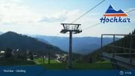 Archived image Webcam Almlift Top Station 09:00