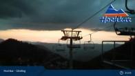 Archived image Webcam Almlift Top Station 19:00
