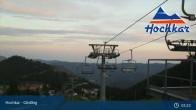 Archived image Webcam Almlift Top Station 23:00