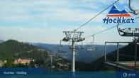 Archived image Webcam Almlift Top Station 01:00