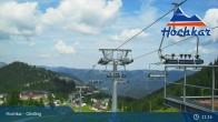 Archived image Webcam Almlift Top Station 05:00