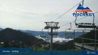 Archived image Webcam Almlift Top Station 11:00