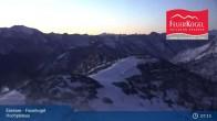 Archiv Foto Webcam Feuerkogel 01:00