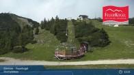 Archiv Foto Webcam Feuerkogel 07:00