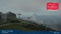 Archiv Foto Webcam Feuerkogel 13:00