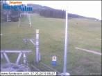 Archiv Foto Webcam Skigebiet Forsteralm Talstation 22:00