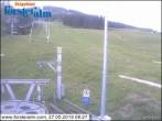 Archiv Foto Webcam Skigebiet Forsteralm Talstation 00:00