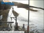 Archiv Foto Webcam Skigebiet Forsteralm Talstation 06:00