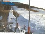Archiv Foto Webcam Skigebiet Forsteralm Talstation 10:00