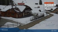 Archived image Webcam Top Station Hössbahn 01:00