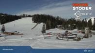 Archived image Webcam Top Station Hössbahn 03:00
