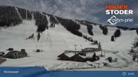 Archived image Webcam Top Station Hössbahn 07:00