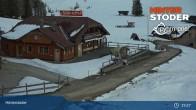 Archived image Webcam Top Station Hössbahn 13:00