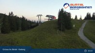 Archiv Foto Webcam Kasberg 21:00
