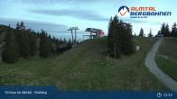 Archived image Webcam ski resort Kasberg 21:00