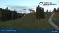 Archived image Webcam ski resort Kasberg 23:00