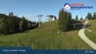 Archived image Webcam ski resort Kasberg 01:00