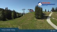 Archived image Webcam ski resort Kasberg 03:00