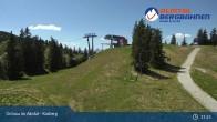Archived image Webcam ski resort Kasberg 05:00