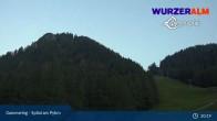 Archiv Foto Webcam Wurzeralm: Gammering 19:00