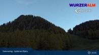 Archiv Foto Webcam Wurzeralm: Gammering 22:00