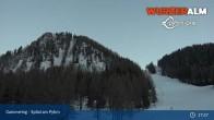 Archiv Foto Webcam Wurzeralm: Gammering 21:00