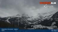 Archiv Foto Webcam Panoramabild Wurzeralm Bergstation 05:00