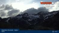 Archiv Foto Webcam Panoramabild Wurzeralm Bergstation 13:00