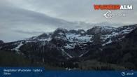 Archiv Foto Webcam Panoramabild Wurzeralm Bergstation 15:00