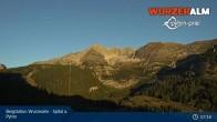 Archiv Foto Webcam Panoramabild Wurzeralm Bergstation 01:00