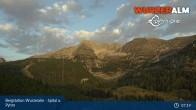 Archived image Webcam Wurzeralm Top Station 01:00