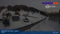 Archiv Foto Webcam Bergstation Wurzeralm 19:00