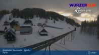 Archiv Foto Webcam Bergstation Wurzeralm 03:00