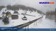 Archiv Foto Webcam Bergstation Wurzeralm 05:00