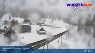 Archiv Foto Webcam Bergstation Wurzeralm 07:00