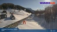 Archived image Webcam Top Station Wurzeralm 05:00