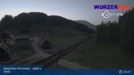 Archived image Webcam Top Station Wurzeralm 23:00