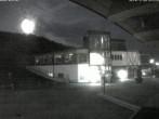 Archiv Foto Webcam Talstation 8er Gondel Hauser Kaibling (728m) 22:00