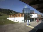Archiv Foto Webcam Talstation 8er Gondel Hauser Kaibling (728m) 02:00