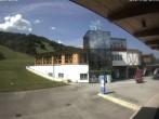 Archiv Foto Webcam Talstation 8er Gondel Hauser Kaibling (728m) 04:00