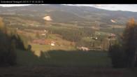 Archiv Foto Webcam Wenigzell: Schneeland 08:00