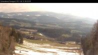 Archiv Foto Webcam Wenigzell: Schneeland 02:00