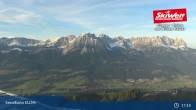 Archiv Foto Webcam Ellmau - Sesselbahn ELLMI 11:00
