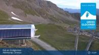 Archiv Foto Webcam Kals am Großglockner - Adlerlounge, Cimaross 19:00