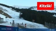Archiv Foto Webcam Kirchberg - Ochsalm (Kitzbühel) 21:00