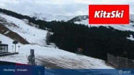Archiv Foto Webcam Kirchberg - Ochsalm (Kitzbühel) 01:00