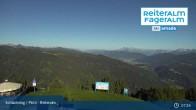 Archiv Foto Webcam Reiteralm: Bergstation 6er-Sesselbahn 01:00