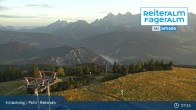 Archived image Webcam Top Station 6 Seater Chairlift 01:00