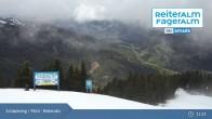 Archiv Foto Webcam Reiteralm: Bergstation 6er-Sesselbahn 05:00